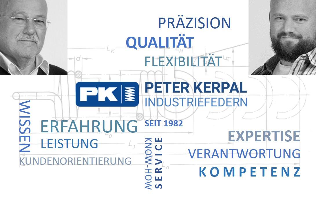 Peter Kerpal Industriefedern - Präzision und Qualität seit 1982